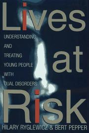 Cover of: Lives at risk