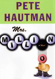 Cover of: Mrs. Million | Pete Hautman