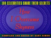 Cover of: How I Overcame Shyness