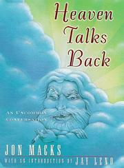 Cover of: Heaven talks back