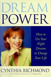 Cover of: Dream power