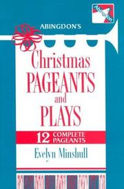 Cover of: Abingdon's Christmas pageants and plays