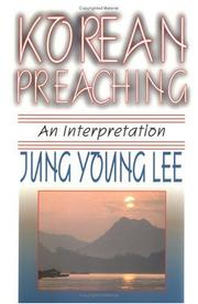 Cover of: Korean preaching