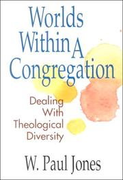 Cover of: Worlds Within a Congregation
