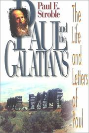 Cover of: Paul and the Galatians