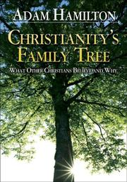 Cover of: Christianity's Family Tree
