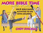 Cover of: More Bible Time With Kids