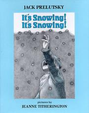 Cover of: It's Snowing! It's Snowing!: Winter Poems (I Can Read Book 3)
