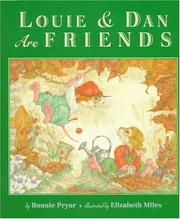 Cover of: Louie & Dan are friends