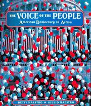 Cover of: The voice of the people