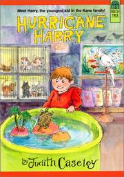 Cover of: Hurricane Harry