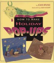 How to make holiday pop-ups by Joan Irvine