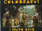 Cover of: Celebrate! in South Asia |
