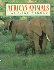 Cover of: African animals