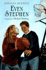 Cover of: Even Stephen