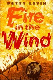 Cover of: Fire in the wind