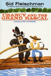 Cover of: Chancy and the grand rascal