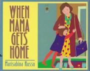 Cover of: When mama gets home