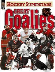 Cover of: Great Goalies