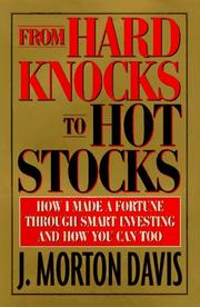 Cover of: From hard knocks to hot stocks