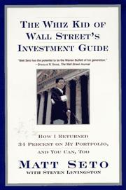 Cover of: The Whiz Kid of Wall Street