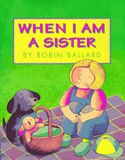 Cover of: When I am a sister