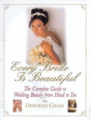 Cover of: Every bride is beautiful