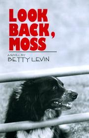 Cover of: Look back, Moss
