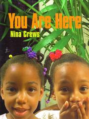 Cover of: You are here | Nina Crews