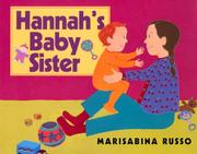 Cover of: Hannah's baby sister
