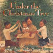 Cover of: Under the Christmas tree | Nikki Grimes
