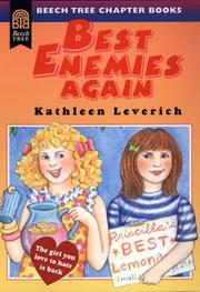 Cover of: Best Enemies Again (Best Enemies)