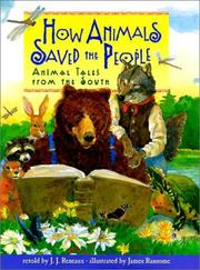 Cover of: How animals saved the people