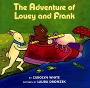 Cover of: The adventure of Louey and Frank
