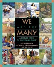 Cover of: We are the many