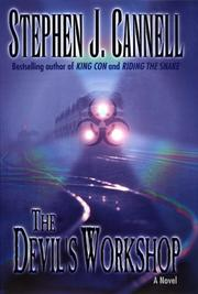 Cover of: The Devil's Workshop: a novel