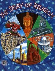 Cover of: The Story of Religion | Betsy Maestro
