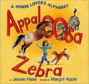 Cover of: Appaloosa zebra | Jessie Haas