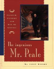 Cover of: The ingenious Mr. Peale