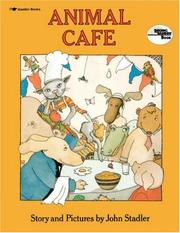 Cover of: Animal cafe