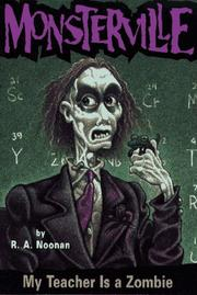 Cover of: My teacher is a zombie