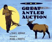 Cover of: The great antler auction | Susan E. Goodman