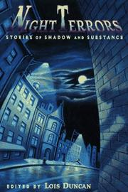 Cover of: Night Terrors: Stories of Shadow and Substance