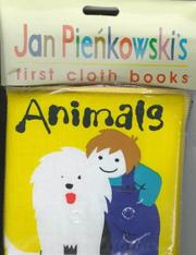 Cover of: Animals (Jan Pienkowski's First Cloth Books)