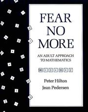 Cover of: Fear no more