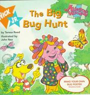 Cover of: The big bug hunt