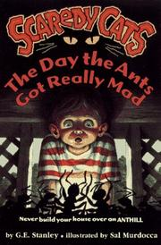 Cover of: The day the ants got really mad