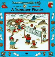 Cover of: A summer picnic. | Richard Scarry