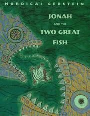 Jonah and the two great fish by Mordicai Gerstein