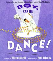 Cover of: Boy, Can He Dance!